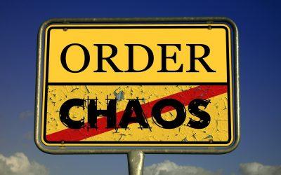 kom uit de chaos